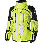 Scorpion ExoWear Ladies Fury Jacket Neon