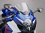 Puig Racing Screens For 07-08 GSXR1000