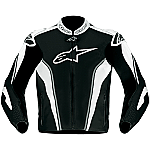 Alpinestars GP Tech Leather Jacket Black / Gray / White