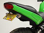 Competition Werkes Standard Fender Eliminator 09-11 650R Ninja / ER-6N