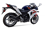 Honda CBR250R V.A.L.E. Slip-On Exhaust System