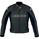 Alpinestars GP Plus Ladies Leather Jacket Black