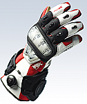 Knox Biomech Hand Armor Red