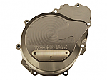 Woodcraft Kawasaki ZX6RR/636 05-06 LHS Stator Cover Assembly Clear Anodized W/Gasket + Skid Plate Kit Choice