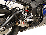 Competition Werkes Slip-On Exhaust 03-05 YZF-R6, 06-09 R6S