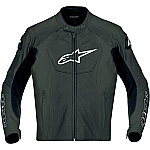 Alpinestars GP-R Leather Jacket Black