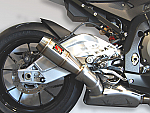 Competition Werkes Slip-On Exhaust 10-12 S1000RR