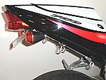 Competition Werkes Standard Fender Eliminator 01-02 GSXR1000, 00-03 GSXR750, 01-03 GSXR600