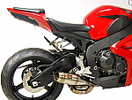Competition Werkes Slip-On Exhaust 08-12 CBR1000RR