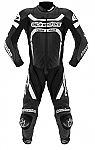 Alpinestars Motegi 1 Piece Suit Black / White