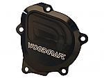 Woodcraft Suzuki GSXR600 97-05, GSXR750 96-05, GSXR1000 01-08 RHS Starter Idle Gear Cover Assbly Black W/Gasket-no skid plate