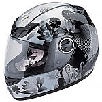 Scorpion EXO-400 Helmet Lilly Black