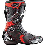 Spidi XP-3 Boots Black / Red