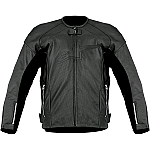 Alpinestars TZ-1 Reload Perforated Leather Jacket Black