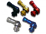 83° Aluminum Racing Angled Valve Stems