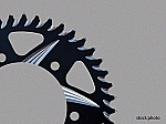 Vortex Rear Sprocket Aluminum 252