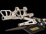 Woodcraft Ducati 748/916/996/998 Complete Rearset Kit