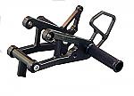 Woodcraft Kawasaki ZX-10R 06-10 Rearset Kit