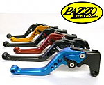 Pazzo Racing Complete Lever Sets for Triumph Motorcycles