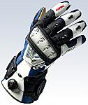 Knox Biomech Hand Armor Blue