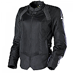 Scorpion ExoWear Ladies Jewel Jacket Black / Silver