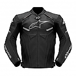 Alpinestars Celer Leather Jacket Black