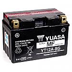 Yuasa Maintenance Free VRLA 12V Battery - YT12A-BS