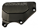 Woodcraft Honda CBR600RR 03-06 RHS Clutch Cover Protector Assembly Black W/Skid Plate Kit Choice