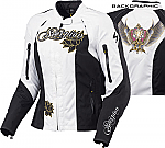 Scorpion ExoWear Ladies Kingdom Jacket White