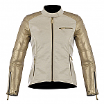 Alpinestars Renee Leather and Textile Jacket Champagne