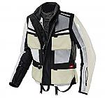 Spidi Net Force Jacket Ice / Black