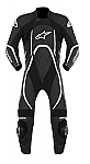 Alpinestars Orbiter 1 Piece Suit Black / White